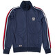 Brick Lane Bikes London BLB Taped Zip Track Top Men Navy